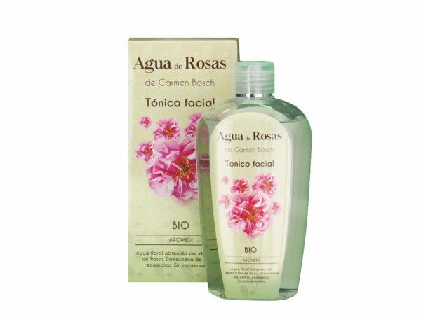 Agua de Rosas 250 ml bio