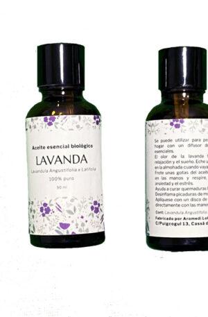 Lavandula angustifolia x Latifolia 30 ml